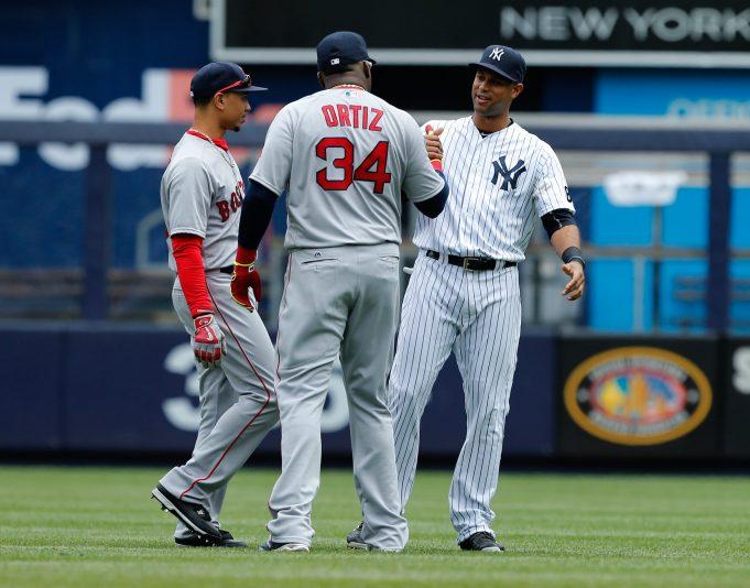 New York Yankees To Honor David Ortiz In Final Game At Yankee Stadium