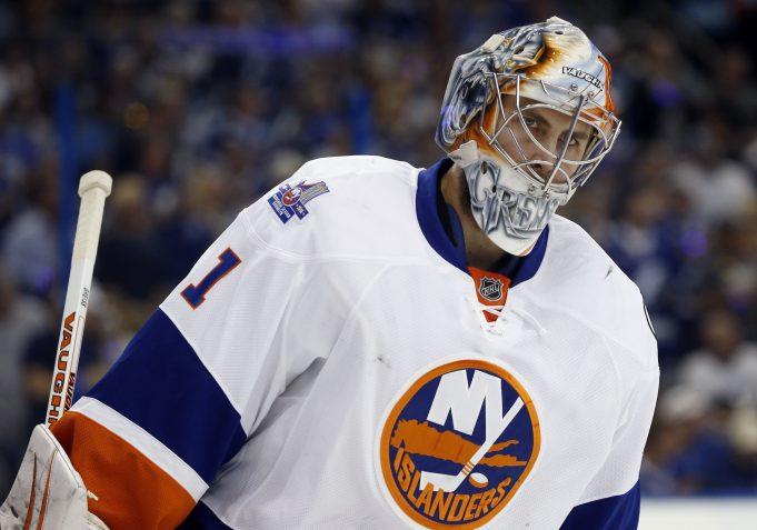 New York Islanders Starting Goalie Battle Extends Beyond The NHL