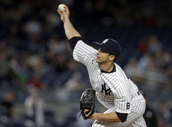New York Yankees Turn To Luis Cessa To Tame Jays' Offense In Middle Game (Preview)