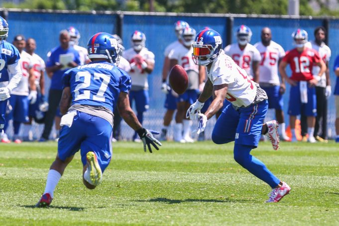 New York Giants Finally Escape The Injury Bug