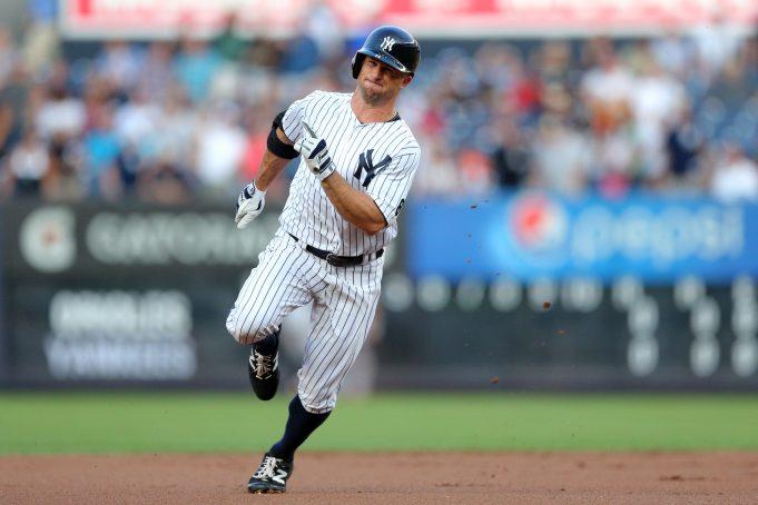 New York Yankees Nominate Brett Gardner For 2016 Roberto Clemente Award