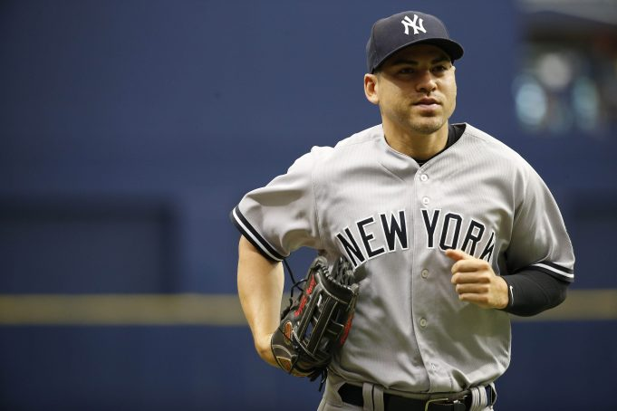 New York Yankees: Jacoby Ellsbury Returns To Lineup For Middle Game