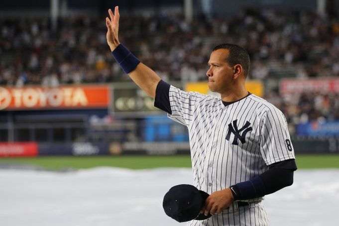 New York Yankees: Alex Rodriguez To Begin Working With Top Prospects
