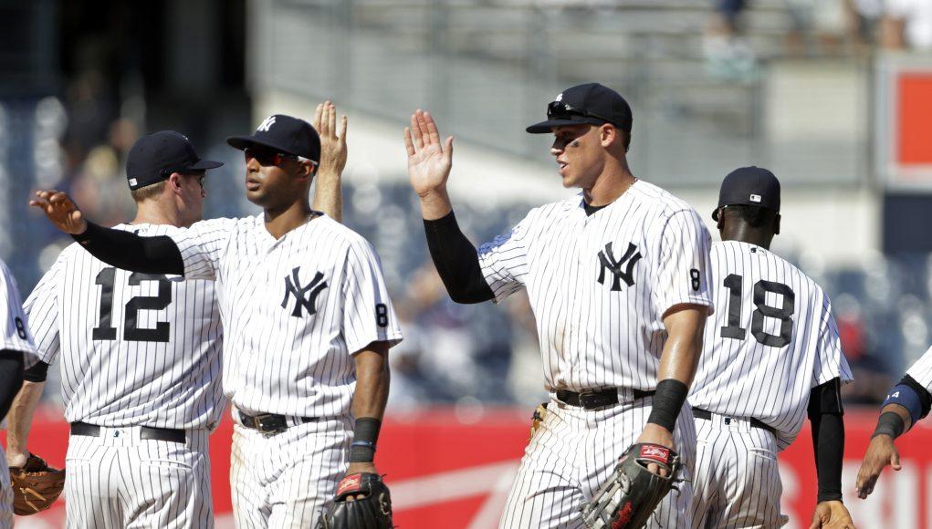 New York Yankees Enter Must-Sweep Territory Vs Rays