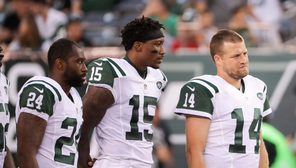 New York Jets Player Stat Projections For 2016 2