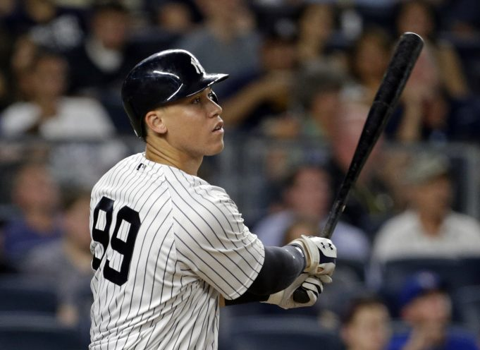 New York Yankees: Aaron Judge Leaves Contest With Right Oblique Strain