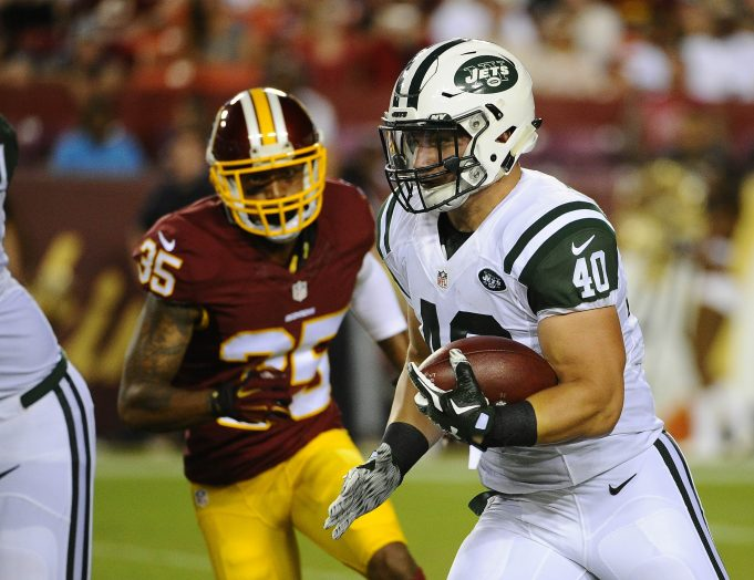 New York Jets Cutting Tommy Bohanon Is Questionable; Dee Milliner & Jace Amaro Appropriate