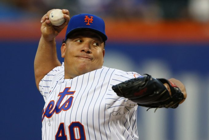 New York Mets' Jose Reyes Can't Help But FaceTime Bartolo Colon (Photo) 2