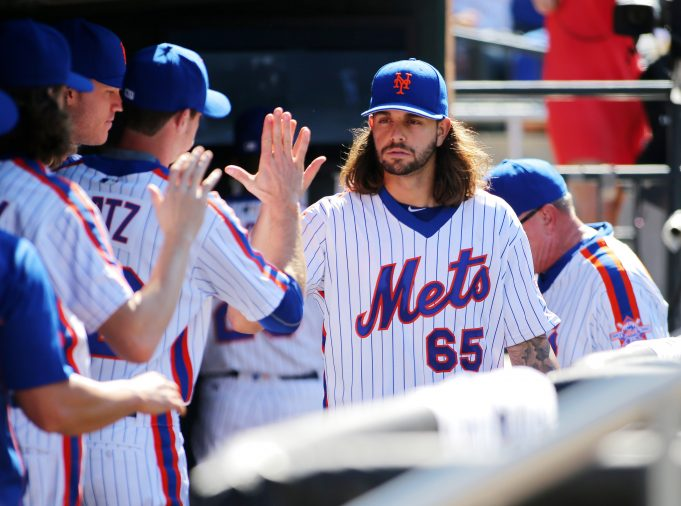 New York Mets: Is Robert Gsellman Jacob deGrom 2.0? 1