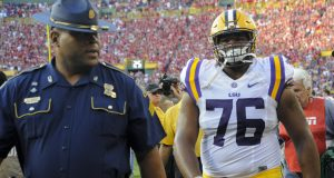 Cheap Shot Of The Year Goes To LSU's Josh Boutte (Video)