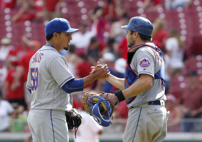 New York Mets Dominate Reds, Continue Push For Playoffs