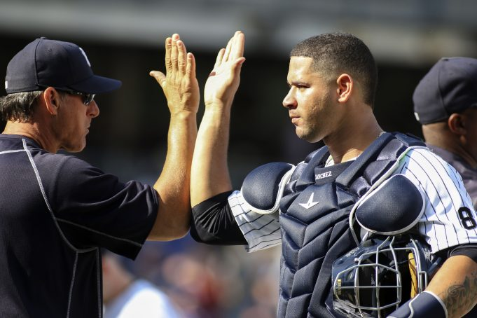 New York Yankees: Gary Sanchez Makes MLB Pipeline's Prospect Team Of The Year