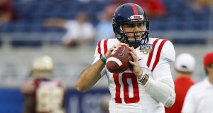 Mia Khalifa Shames Another One, This Time Ole Miss QB Chad Kelly