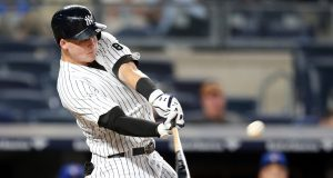 New York Yankees: Battle For First Base Is 2017's Focus 1
