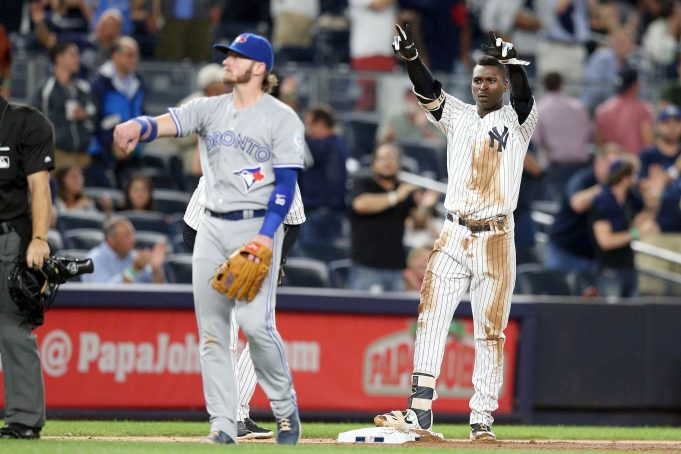 New York Yankees Go For The Sweep Against The Mighty Blue Jays