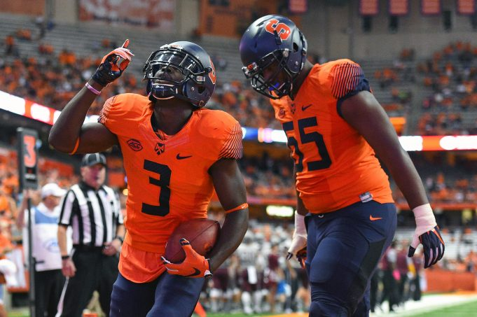 The Syracuse Orange Have A Golden Opportunity