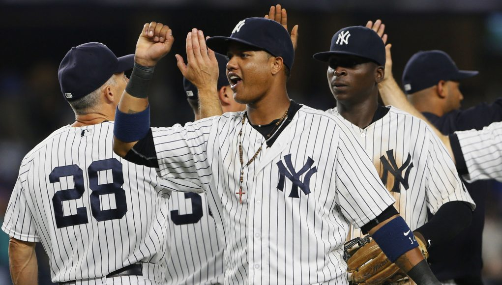 For The New York Yankees, The American League East Crown Is A Reality