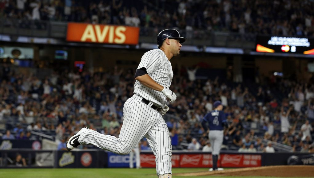 New York Yankees: Watch Out, Gary Sanchez Is Heating Up Again 2