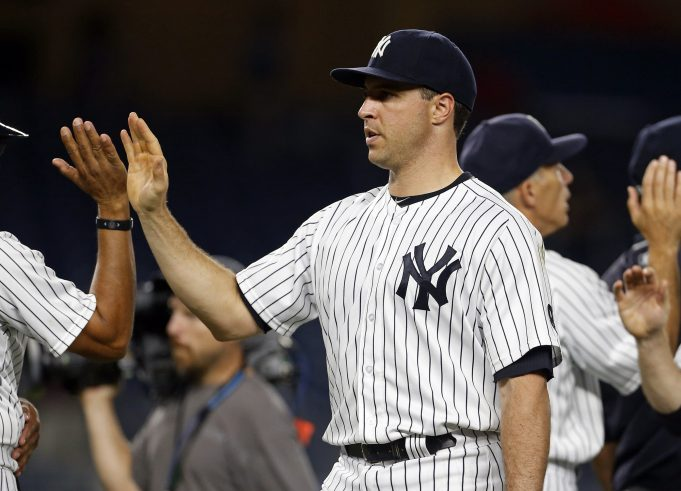 New York Yankees Announce Date Of Mark Teixeira's Retirement Ceremony