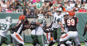 New York Jets 22, Cincinnati Bengals 23: A.J. Green Terrorizes Gang Green (Highlights)