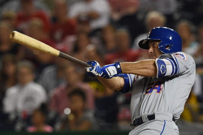 T.J. Rivera's First HR Beats Nats For New York Mets (Highlights) 3