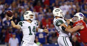 New York Jets, Ryan Fitzpatrick Out Gun Buffalo Bills 37-31 (Highlights)