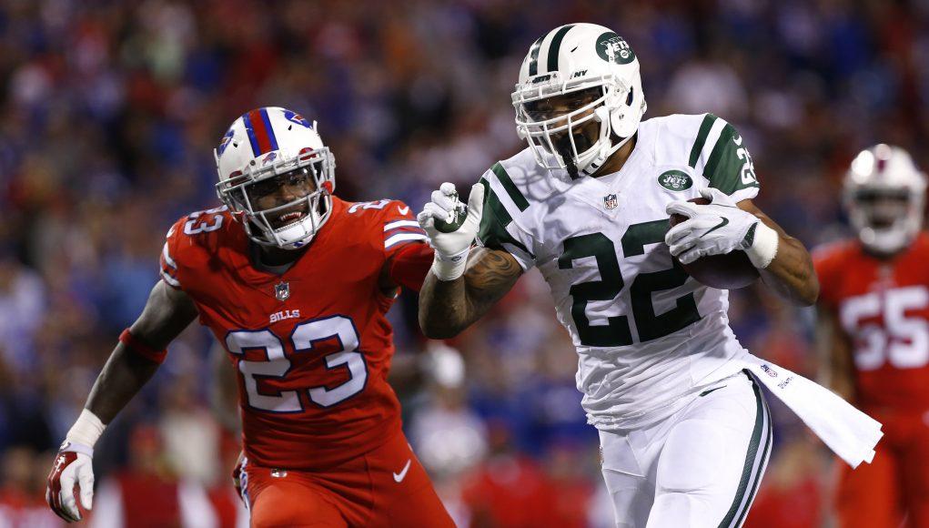 New York Jets' Matt Forte Is Being Overused