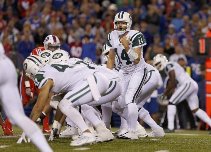 New York Jets' Ryan Fitzpatrick Finally Beats Rex Ryan 2