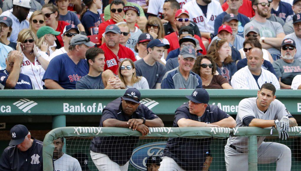 New York Yankees' Series In Boston Screams 'Missed Opportunity'