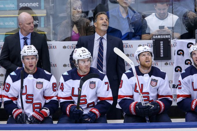 World Cup of Hockey: Ugly Day For Team USA Against Europe 2