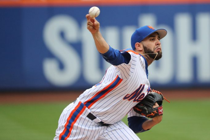 New York Mets' Gabriel Ynoa The Latest ReplaceMet To Turn Heads