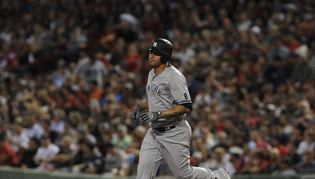 The New York Yankees Should Consider Dealing Gary Sanchez In The Offseason