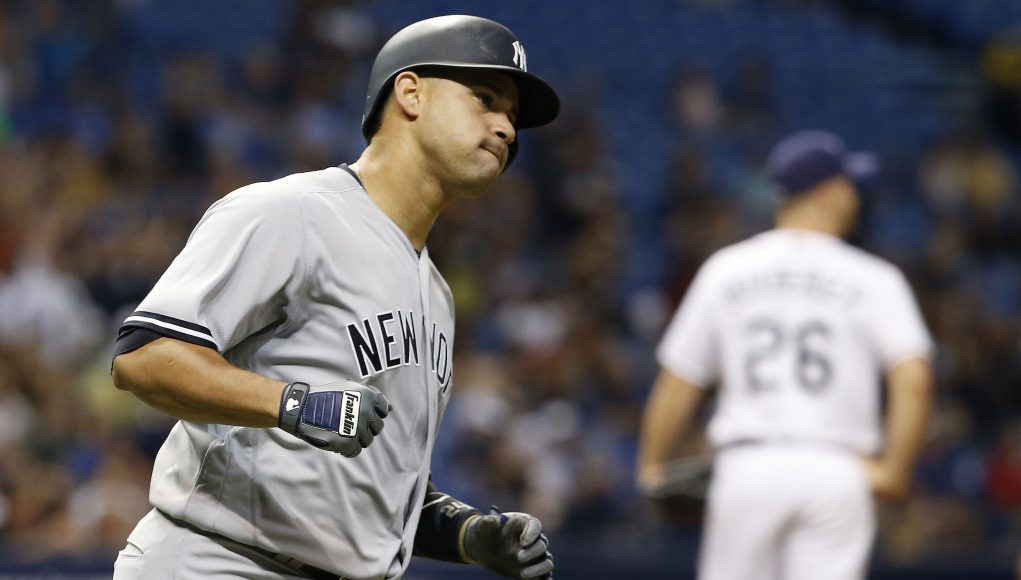 New York Yankees: 'The Gary Sanchez Show' Just Won't End