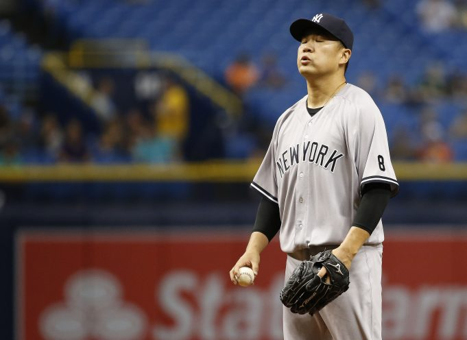 New York Yankees Shut Masahiro Tanaka Down With Elbow Injury