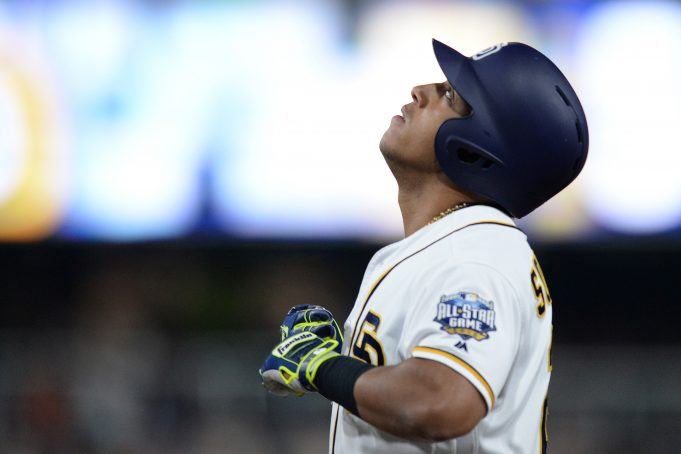 Yangervis Solarte Returns To Action One Week After His Wife's Passing 1