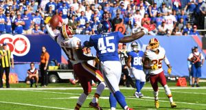 New York Giants: Breaking Down Eli Manning's Costly First Interception