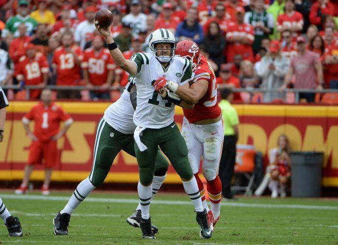 Ryan Fitzpatrick, New York Jets Stink It Up At Arrowhead Stadium (Highlights) 2