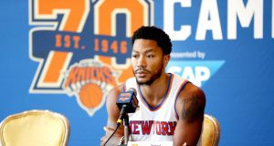 Derrick Rose: 'What Makes This Year Different Is I Have A Lot More Options'
