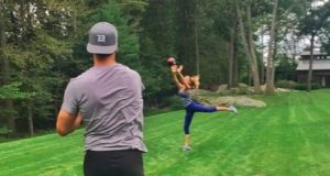 Tom Brady's Staying Ready For the Season With The Help Of Gisele
