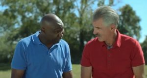 Mookie Wilson And Bill Bucker Star In New Commercial (Video)