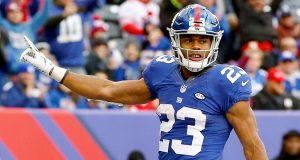 New York Giants Hopeful Rashad Jennings Will Play On Sunday 1