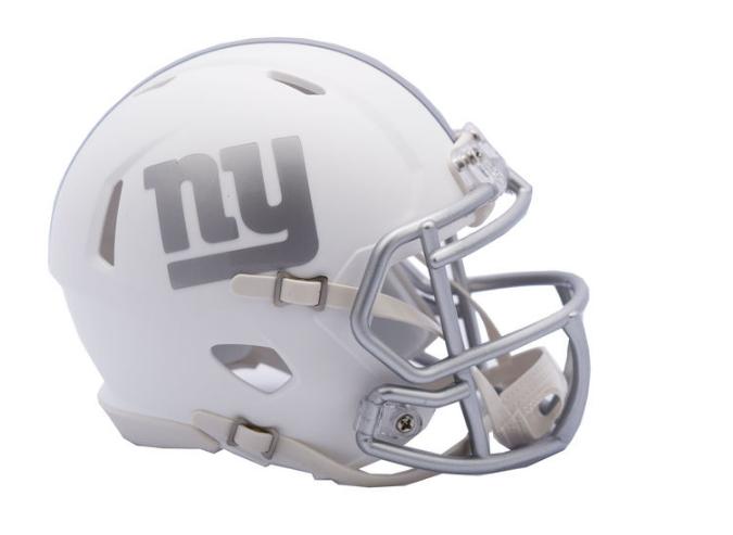 Riddell Unveils New York Giants Alternate Helmets 2