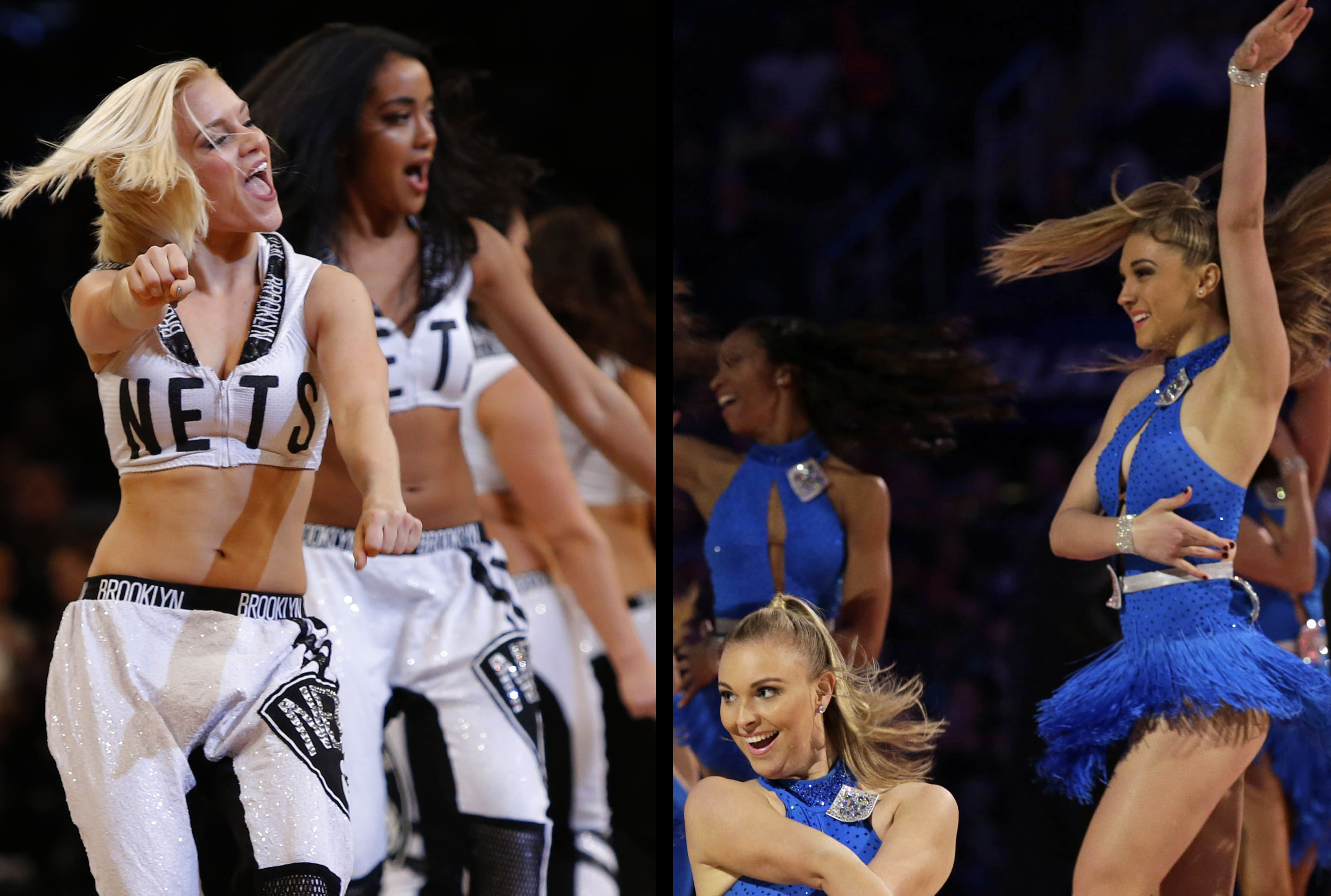 The Knicks City Dancers Or The Brooklnettes: Who Owns The City?