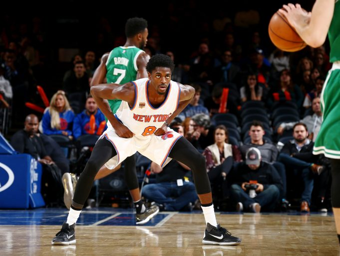 New York Knicks' Justin Holiday Thankful He Didn't Find Out About Trade On Twitter