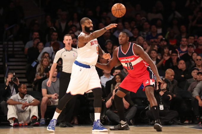 New York Knicks: The Case for Each Candidate at Backup Center