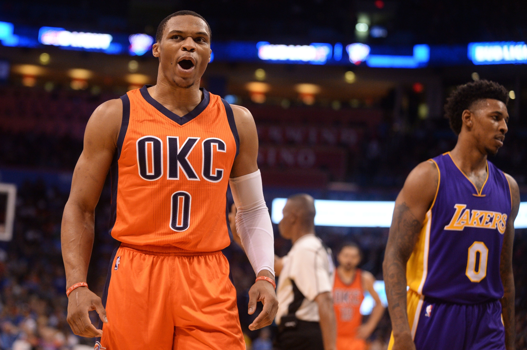NBA Insight: Russell Westbrook Made History; Spurs Are Spursing 1