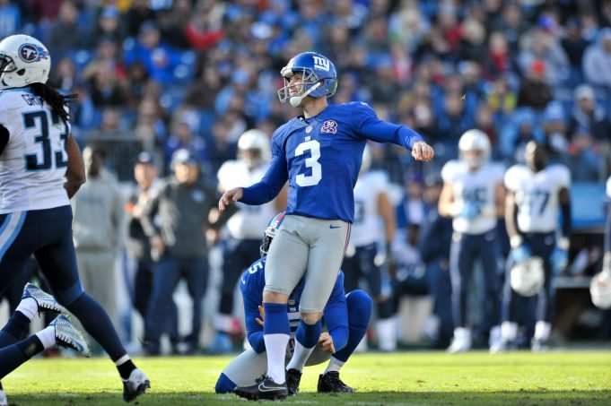 With Josh Brown, The New York Giants Disappointed Football America 1