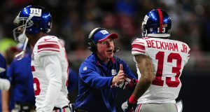 Tom Coughlin Wants to Help Odell Beckham Jr. 'Channel Emotions' 2