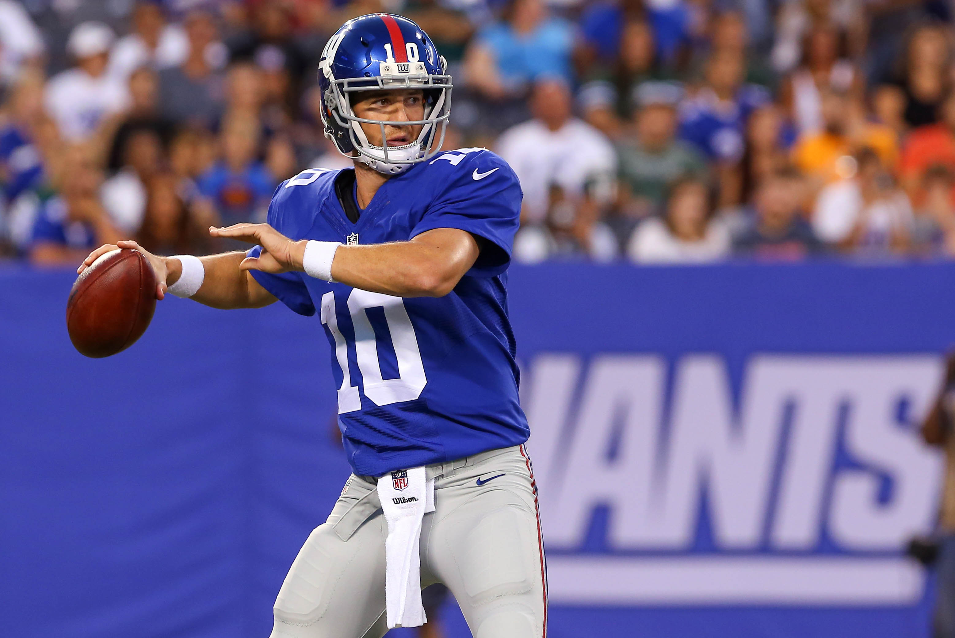 ab3793ba9 New York Giants  Eli Manning Won t Be Fully Appreciated Until He s Gone