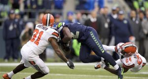 Donte Whitner Works Out For Washington After New York Giants Visit